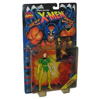 "X-Men The Phoenix Saga Light-Up PHOENIX 5"" Action Figure (1994 ToyBiz): Toys & Games"