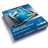 Wilson Jones Sheet Protectors, Heavy Weight, Top-Loading, Clear, 100 per Box (W21411)