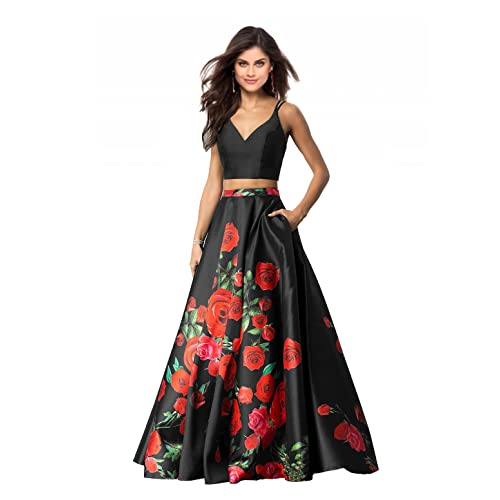 Prom Dress Ball Gown with Pockets: Amazon.com