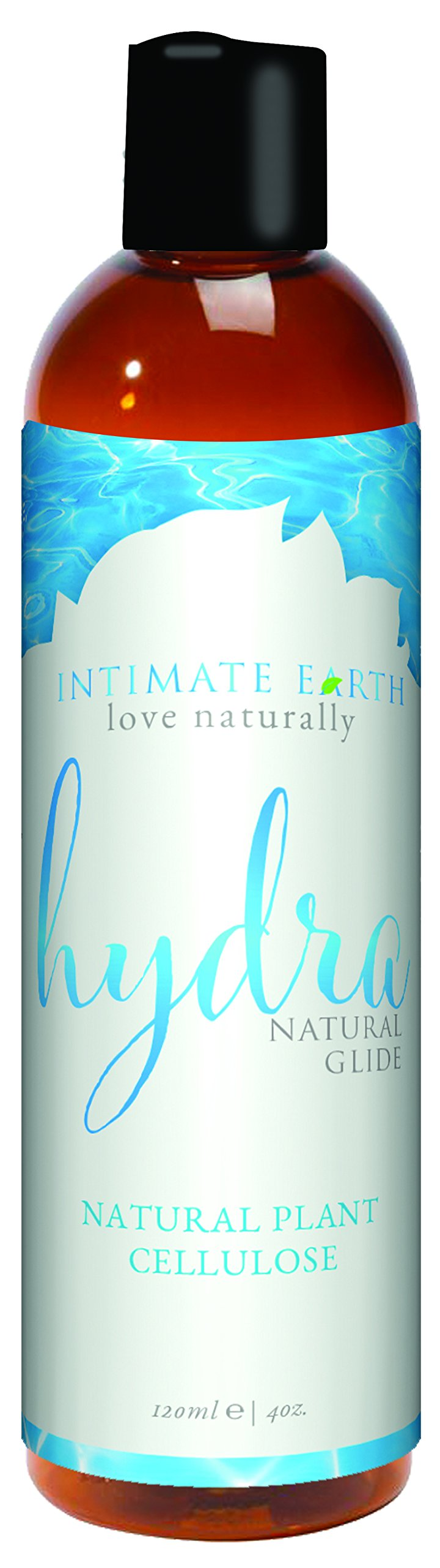 Intimate Organics Water Based Lubricant Hydra, 4 Ounce by Intimate Organics