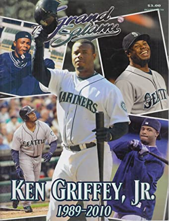 6904e81108 The GRAND SALAMI 7 2010 Ken Griffey Jr Farewell; partly scored vs Yankees at  Amazon's Entertainment Collectibles Store