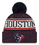 New Era Houston Texans NFL On Field 18 Sport Knit