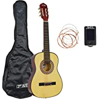 3Rd Avenue STX20CN - Guitarra clásica de tamaño 3/4