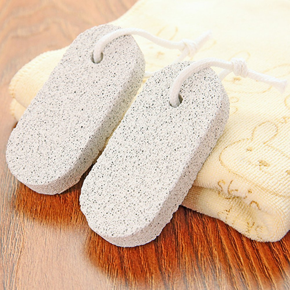 MOMEY Pumice Stone Foot Care Scruber Dead Skin Remover Tool