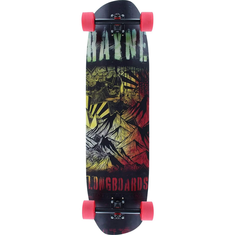 【代引き不可】 Rayne Mackenzie Shaman Complete by x Longboard Skateboard - 10 Longboard x 38 by Rayne B00OB4RKUY, 【送料無料/即納】 :46187c56 --- a0267596.xsph.ru