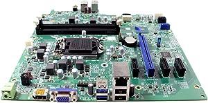 Dell OptiPlex 3040 MT Intel H110 Chipset LGA 1151 Socket DDR3L SDRAM 2 Memory Slots 8 USB Ports Motherboard X6VX3 0X6VX3 CN-0X6VX3