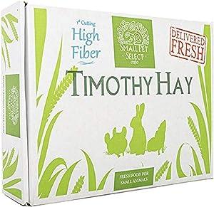 "Small Pet Select 1St Cutting ""High Fiber"" Timothy Hay Pet Food"