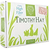 "Small Pet Select 1st Cutting ""High Fiber"" Timothy Hay Pet Food, 10 LB"