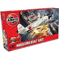 Airfix Nakajima B5N2 Kate - 1:72 Scale Model Kit