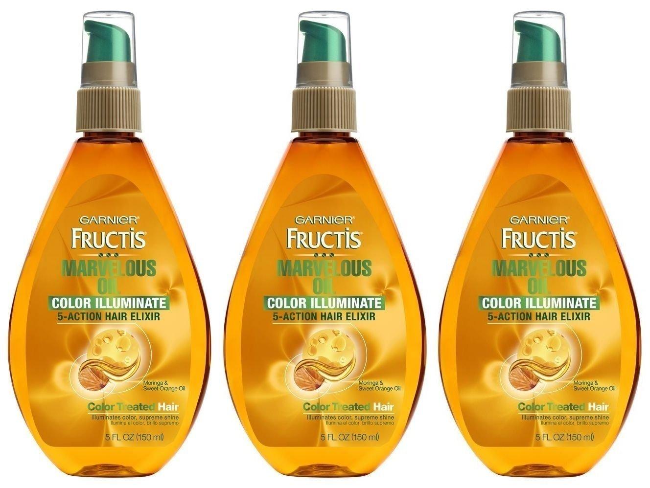 Amazon Garnier Fructis Marvelous Oil Color Illuminate 5