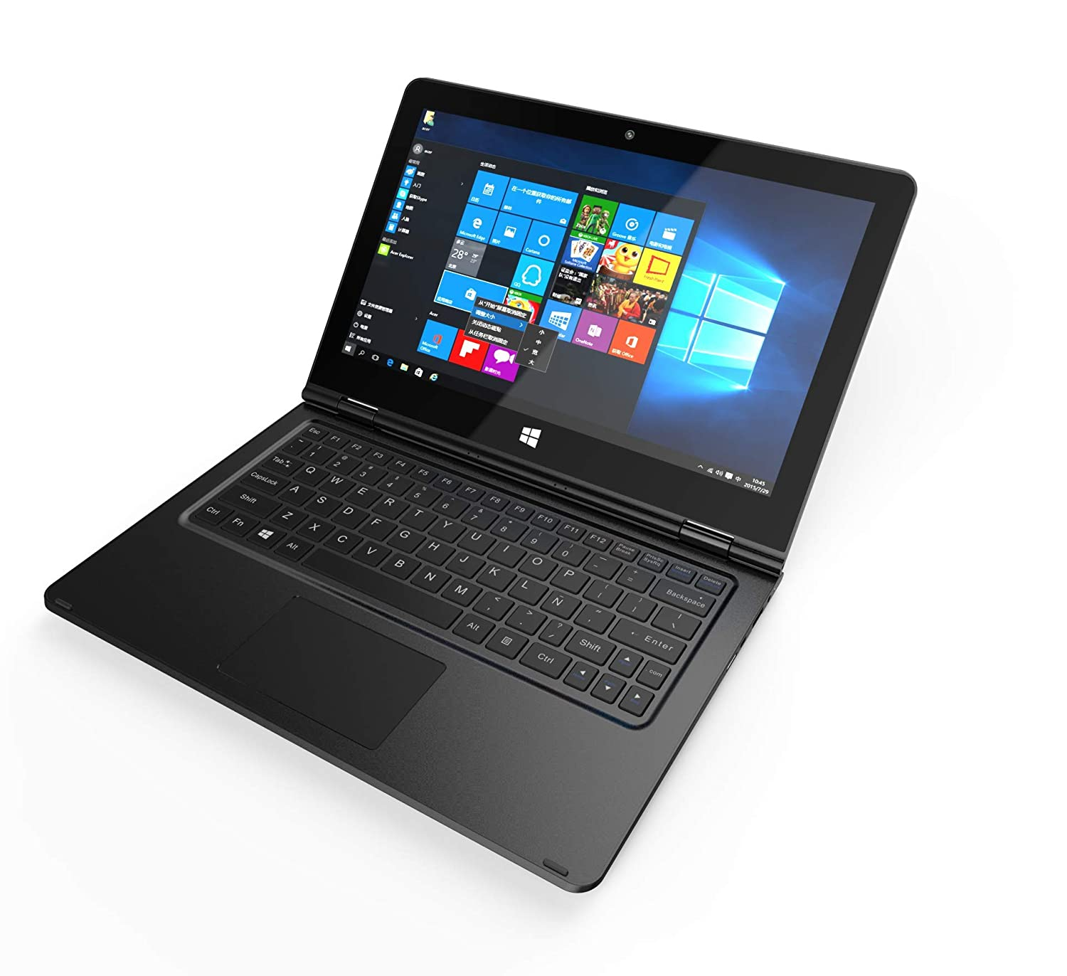 Ordenador portátil Windows 10 Convertible 11,6