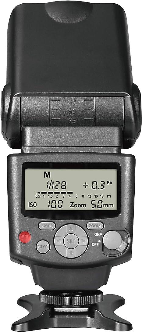 Voking VK430 I TTL Speedlite zapata flash de pantalla LCD para ...
