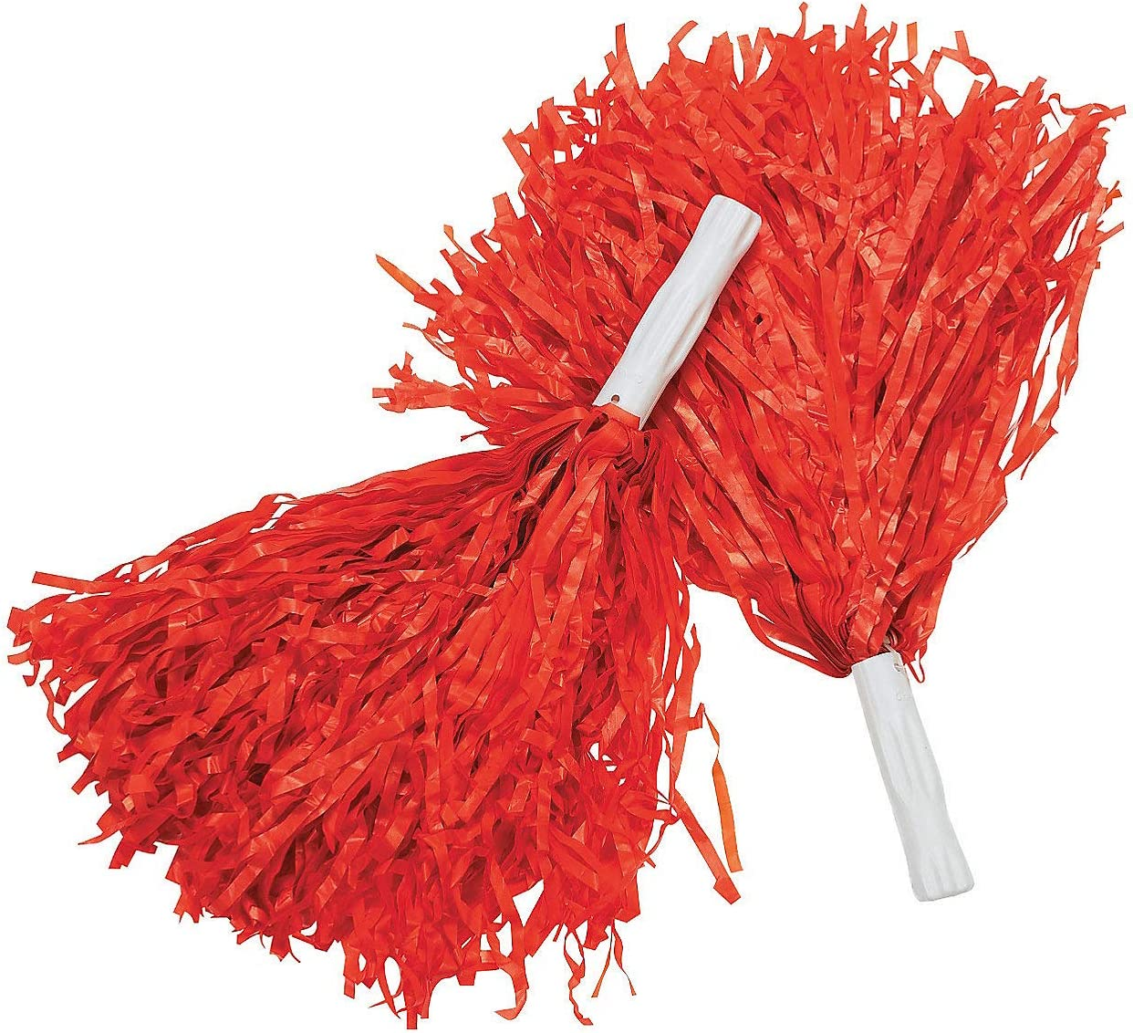 Sport Theme Party Supplies Fun Express Cheerleader Pom Poms 12 Cheerleading Pom Poms