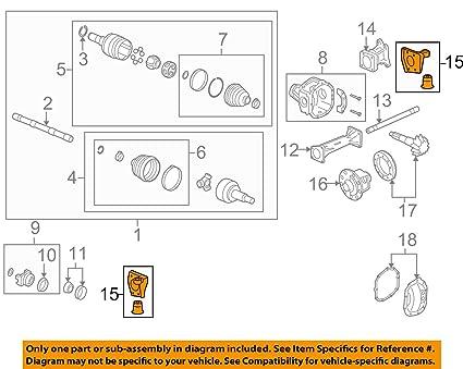Amazon.com: General Motors, Bracket, 15856422: Automotive
