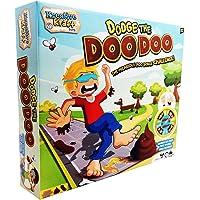 EFG Dodge Doo The Ultimate Impasto e Giocare Mat Kids Dog Poo multigiocatore per Esterni Interni, Marrone
