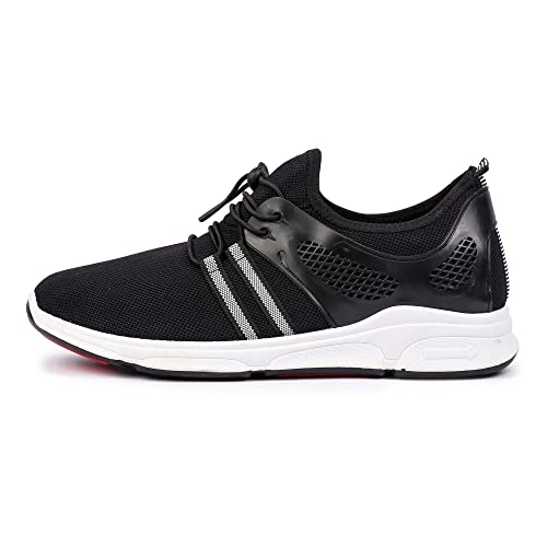 8ad406d9ac7ce PeniLo Breathable Men Running Super Light Mesh Athletic Sporting Casual  Shoes