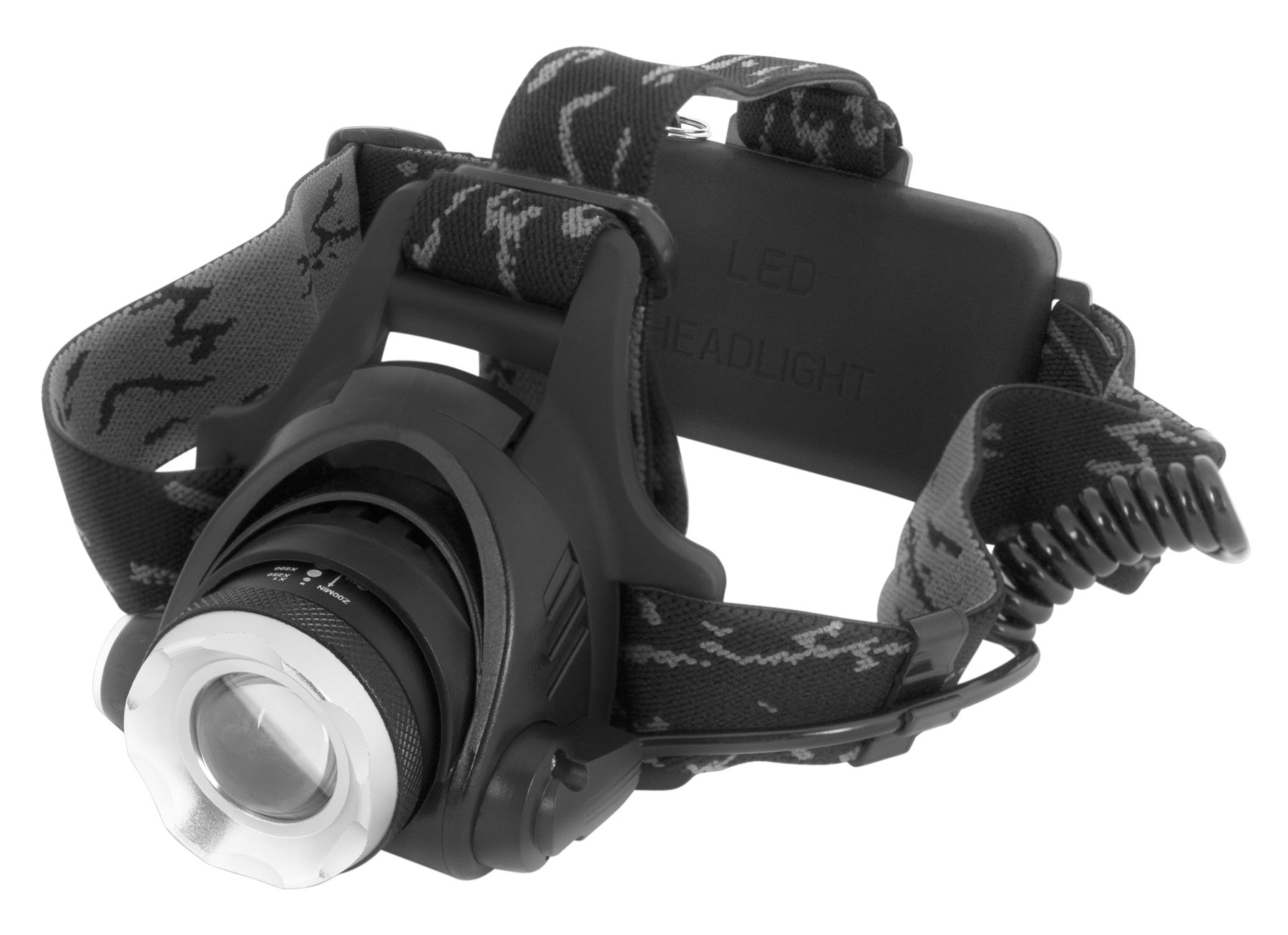 Performance Tool 560 ATAK Model Rechargeable LED 500 Lumens Pro-Focus Headlamp
