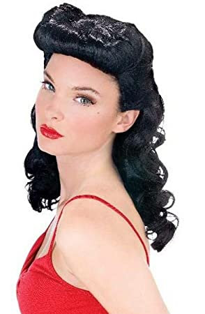 Costumes For All Occasions Fw92585 Pin Up Babe Wig (peluca)