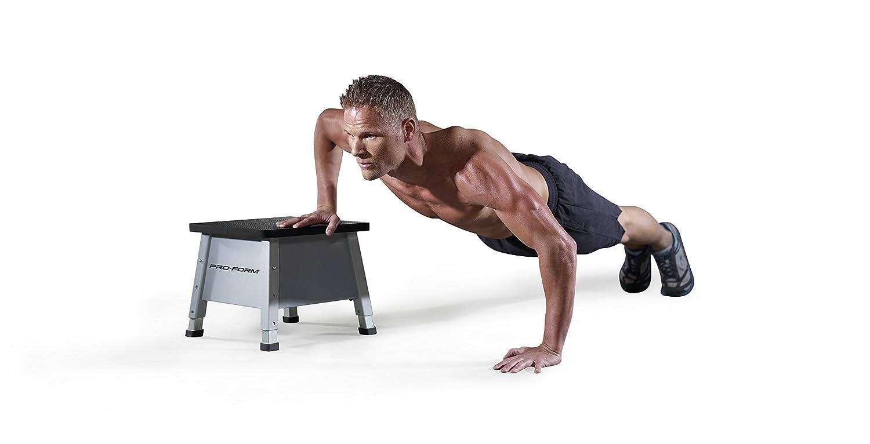 نتيجة بحث الصور عن Extreme Adjustable Plyometric Jump Box pro form