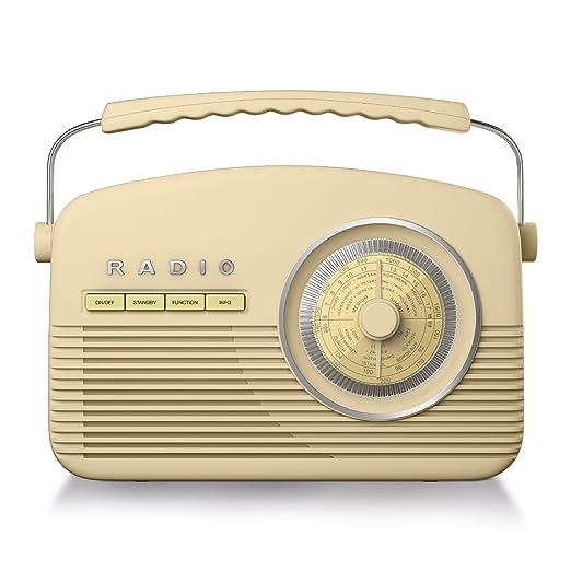 office radios. Modren Radios Office Radios Akai A60010cdab Retro Dab Radio Alarm Clock With Lcd Display  And Backlight  On Office Radios