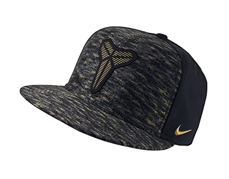 Amazon.com : Nike Kobe 11 True Snapback Adjustable Hat : Sports & Outdoors