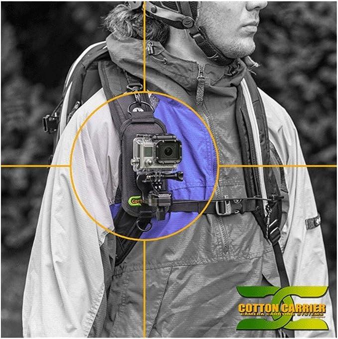 Cotton Carrier 923 Cgp Halterung Für Pov Kamera Mit Kamera