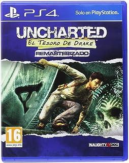 Uncharted: La Saga Completa (Uncharted 1,2,3) (Update): Amazon.es: Videojuegos
