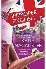 Improper English Paperback