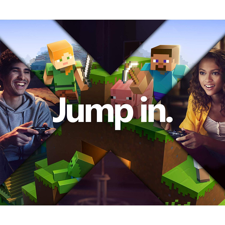 Amazon.com: Mojang Minecraft Standard Edition, Microsoft, Xbox One