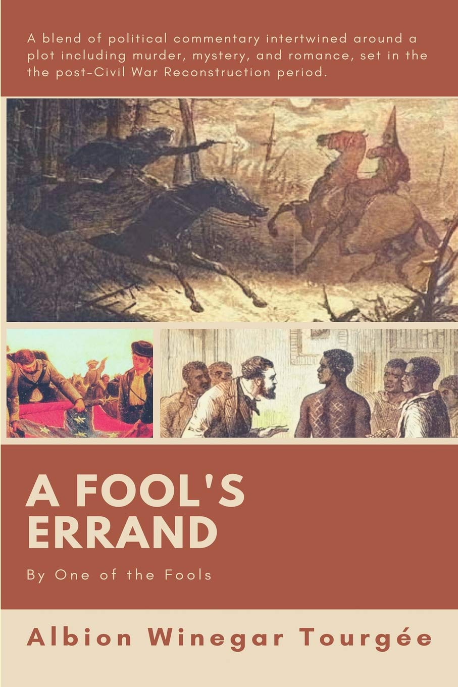 A Fools Errand Reforming Discipline >> A Fool S Errand By One Of The Fools Albion Winegar Tourgee
