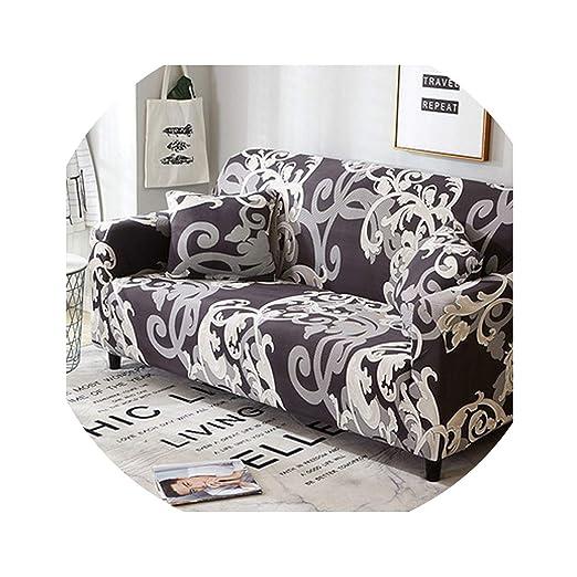 Funda elástica para sofá de Esquina, para Decorar sillones ...