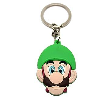 Luigi - Llavero Nintendo: Amazon.es: Juguetes y juegos