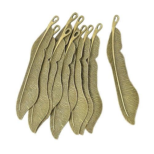10 Stücke Tibetische Silber Perlen Lesezeichen 2mm Schleife für DIY handwerk