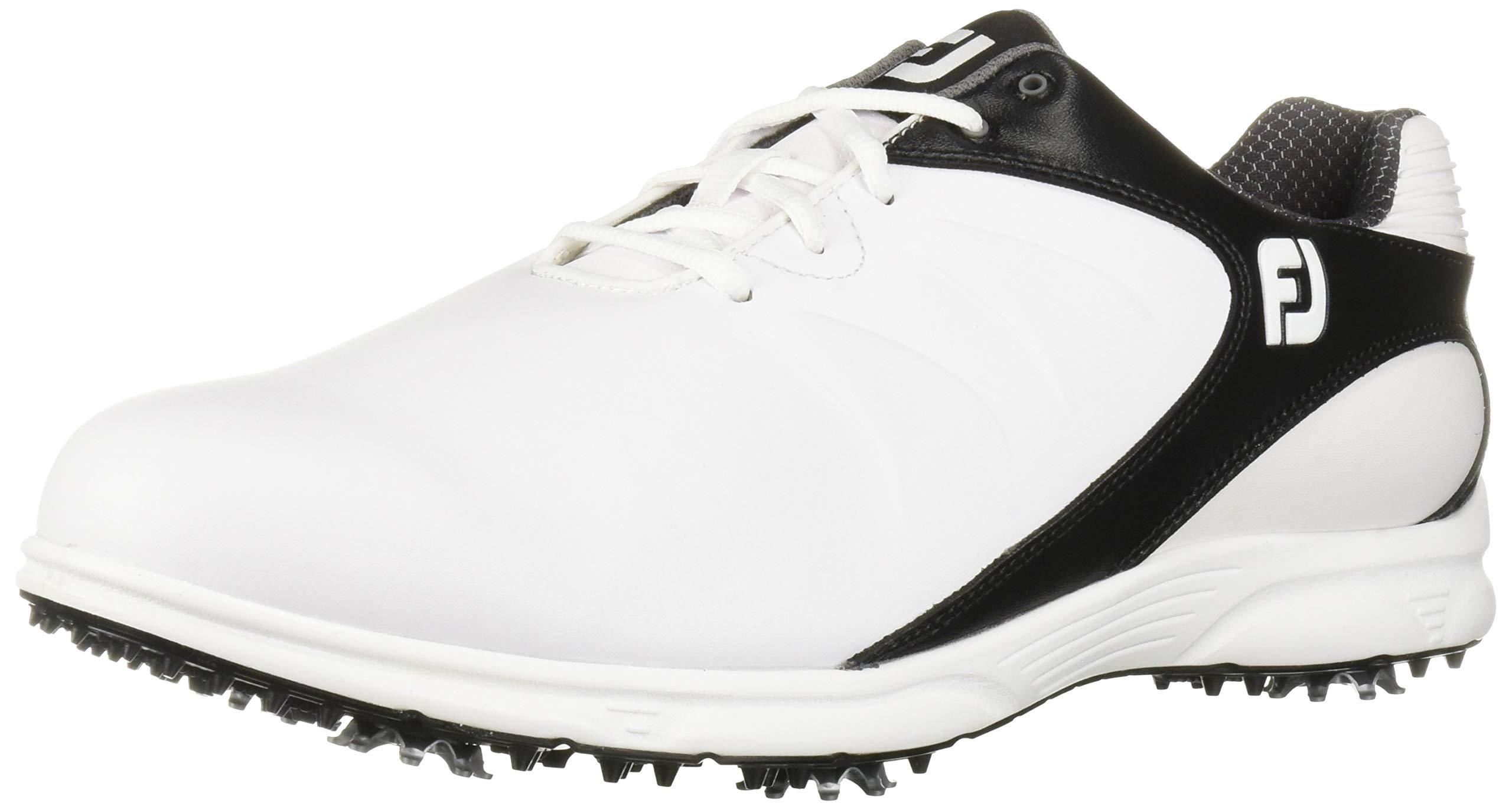 FootJoy Men's ARC XT Golf Shoes, White, 10 W by FootJoy