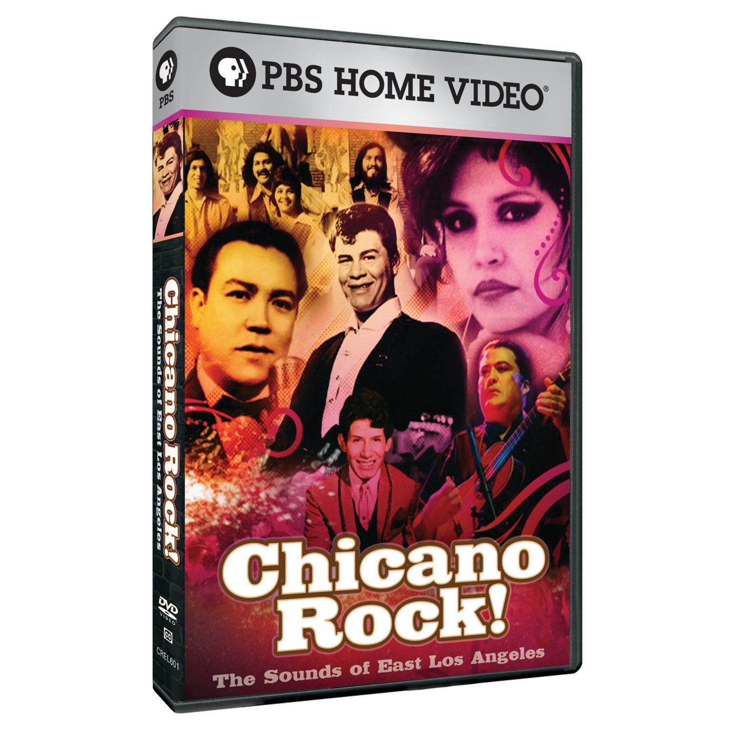 DVD : Edward James Olmos - Chicano Rock!: The Sounds of East Los Angeles (DVD)