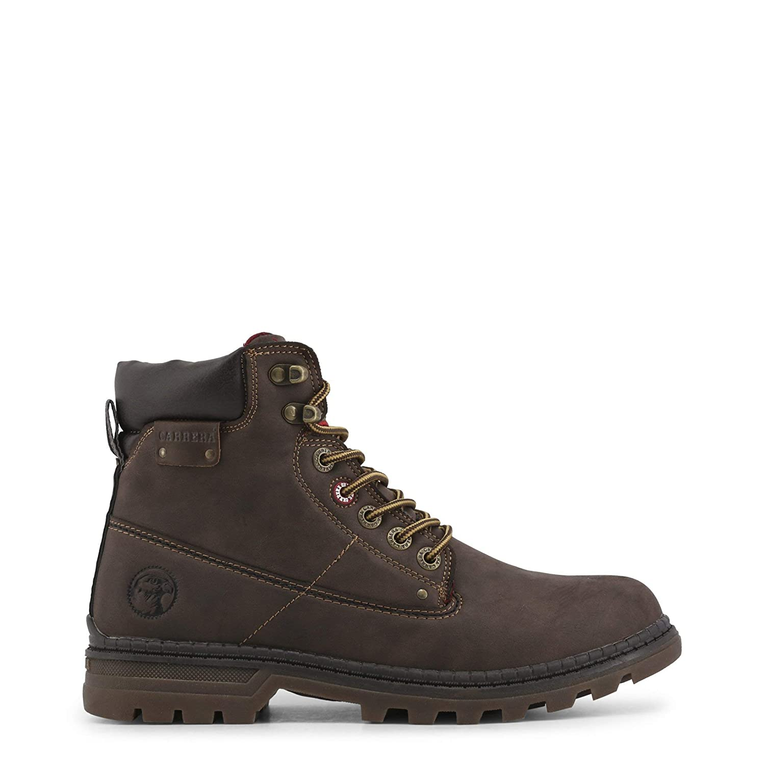 Carrera Jeans Nevada Men Brown Ankle Boots