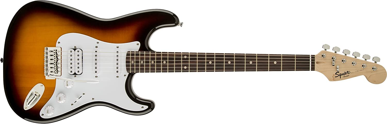 Squier Bullet Fat Strat RW BSB · Guitarra eléctrica