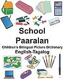 English-Tagalog School/Paaralan Children's Bilingual Picture Dictionary (FreeBilingualBooks.com)