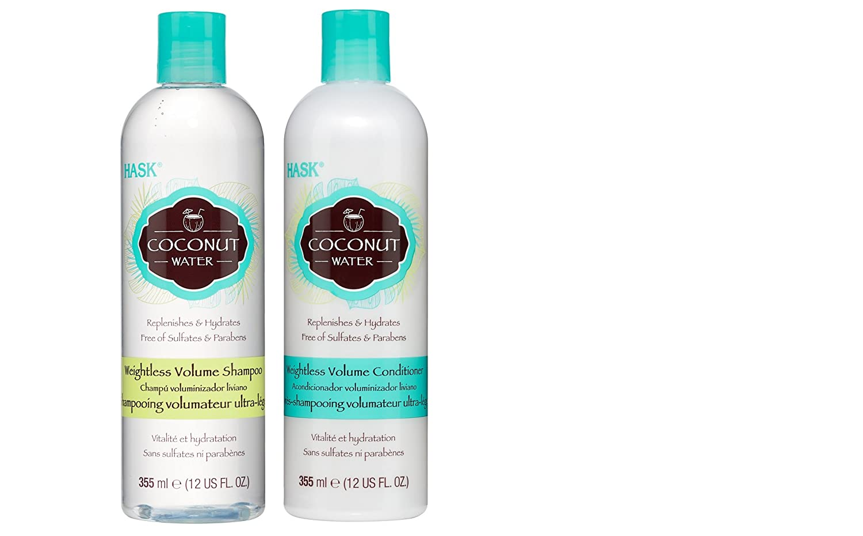 Hask Argan Oil shampoo & conditioner set 12 oz each Hask-Placenta