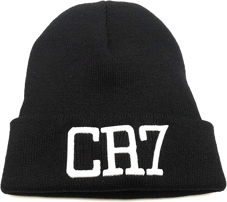 Beanies Knit Cap Winter Caps Skullies Bonnet Cristiano Ronaldo Winter Hats Beanie Winter Ski Sports Warm Cap