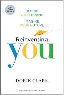 Reinventing You With A New Preface Define Your Brand Imagine Your Future