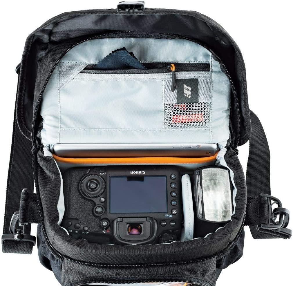 Lowepro Nova 170 AW II - Bolsa para Material fotográfico, Mica ...