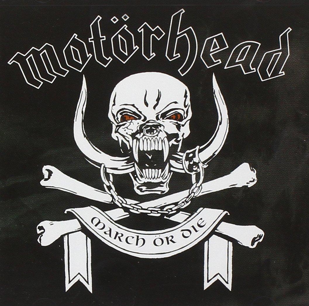 CD : Motorhead - March or Die (CD)
