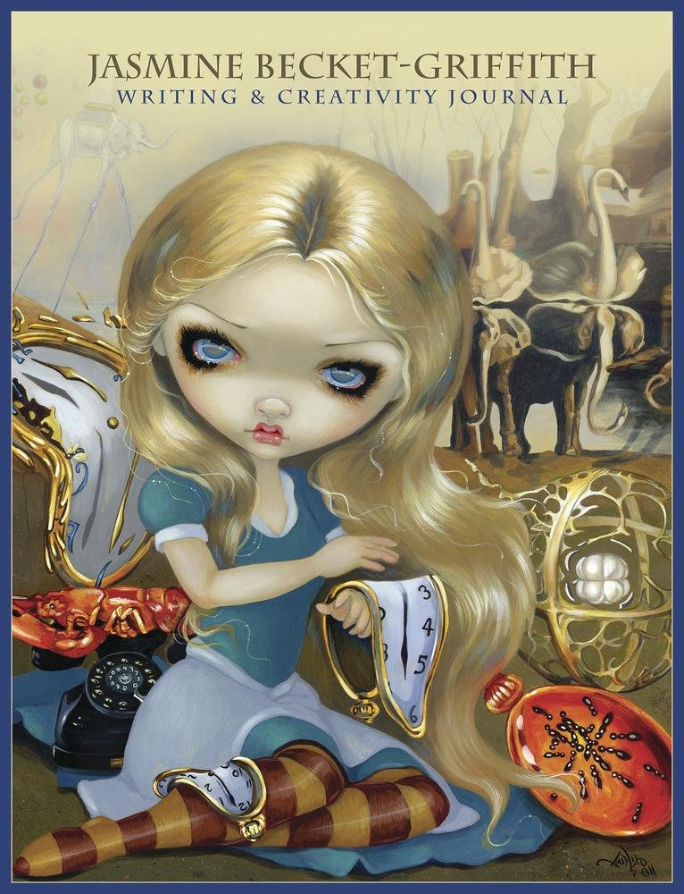 Download The Jasmine Becket-Griffith Journal: Writing & Creativity Journal pdf epub