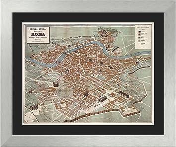 Rome, Italy Framed Art Print