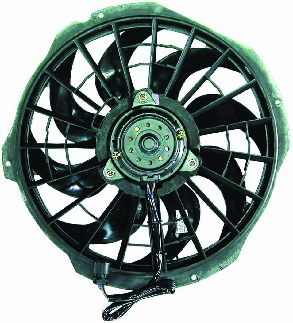 Depo 344-55005-200 Condensor Fan Assembly