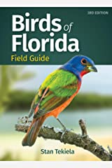Birds of Florida Field Guide (Bird Identification Guides) Kindle Edition