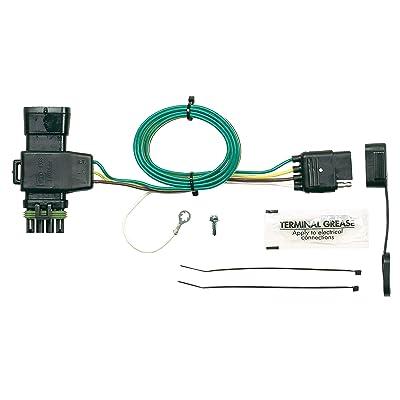 Hopkins 41125 Plug-In Simple Vehicle Wiring Kit: Automotive