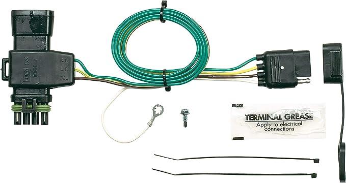 Hopkins 11143645 Plug-in Simple Vehicle to Trailer Wiring Kit