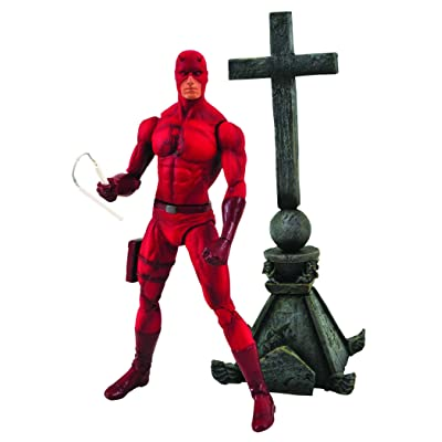 Marvel Select: Daredevil Action Figure: Toys & Games